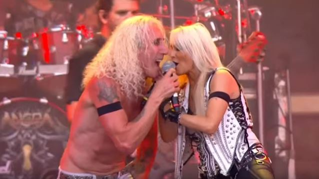 Dee Snider & Doro Pesch at Rock In Rio