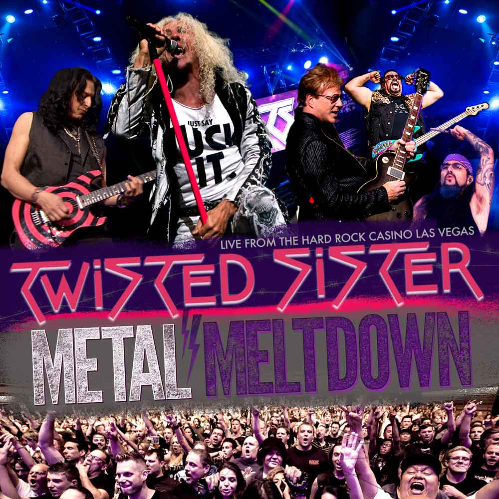Metal Meltdown - Twisted Sister
