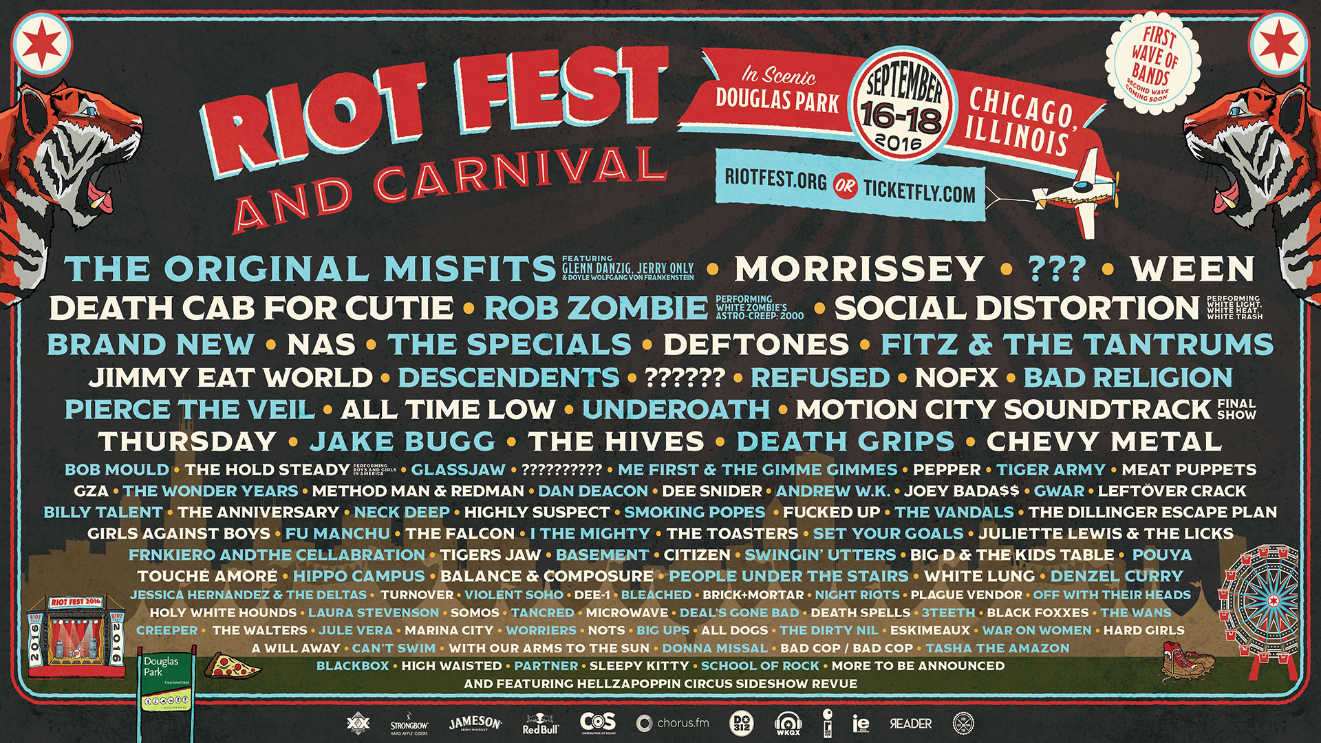 Riot Fest and Carnival