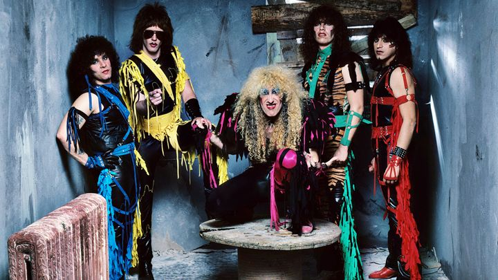 Twisted Sister - Stay Hungry 1984