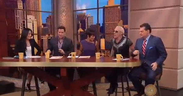 Dee Snider on Windy City LIVE