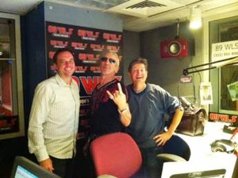Dee Snider on WLS Radio