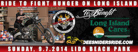 Dee Snider's Ride 2014 - Preregistration