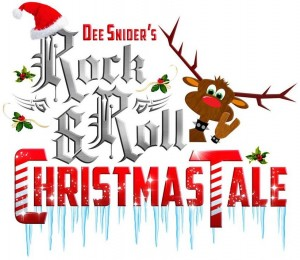 Rock & Roll Christmas Tale
